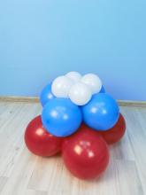 Подставка из шаров для фонтана (3 яруса)
