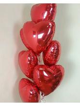 Сердце красное 40 см