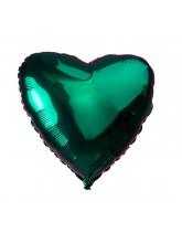 Сердце зеленое 40 см