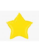 Звезда жёлтая 40 см
