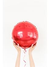 Круг красный 40 см