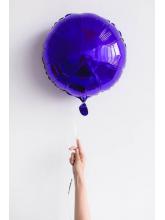 Круг фиолетовый 40 см