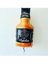 Бутылка Виски с ДР