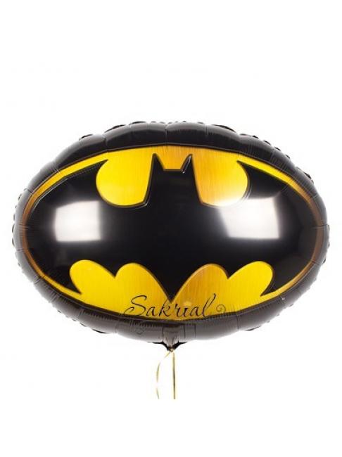 """Гелиевый шар """"Эмблема Бэтмен"""""""