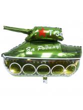 """Танк """"За родину"""" Т-34"""
