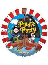 """Круг """"Пиратская вечеринка"""""""