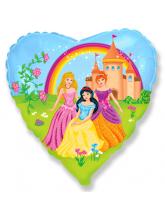 """Сердце """"Замок принцессы"""""""