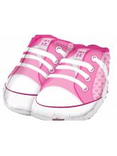 Ботиночки розовые