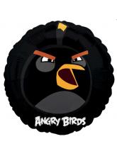 Круг Angry birds Бомб