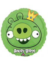 Круг Angry birds (Свинья)