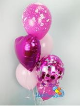Фонтан Для Малышки (розовый)