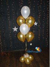 Фонтан из 7 шаров с подставкой
