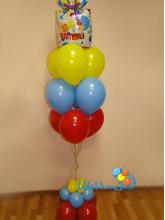 """Фонтан с подарком """"Happy Birth Day!"""""""