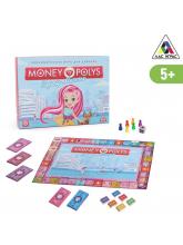 Экономическая игра для девочек «MONEY POLYS. Город мечты»