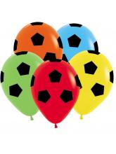 Футбольный мяч ассорти