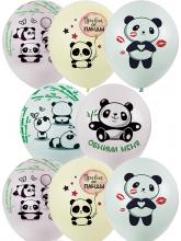 Привет от панды (макарунс)
