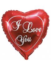 """Сердце большое """"I love you"""""""