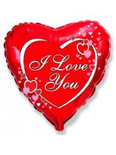 """Сердце """"I love you"""" v.2"""